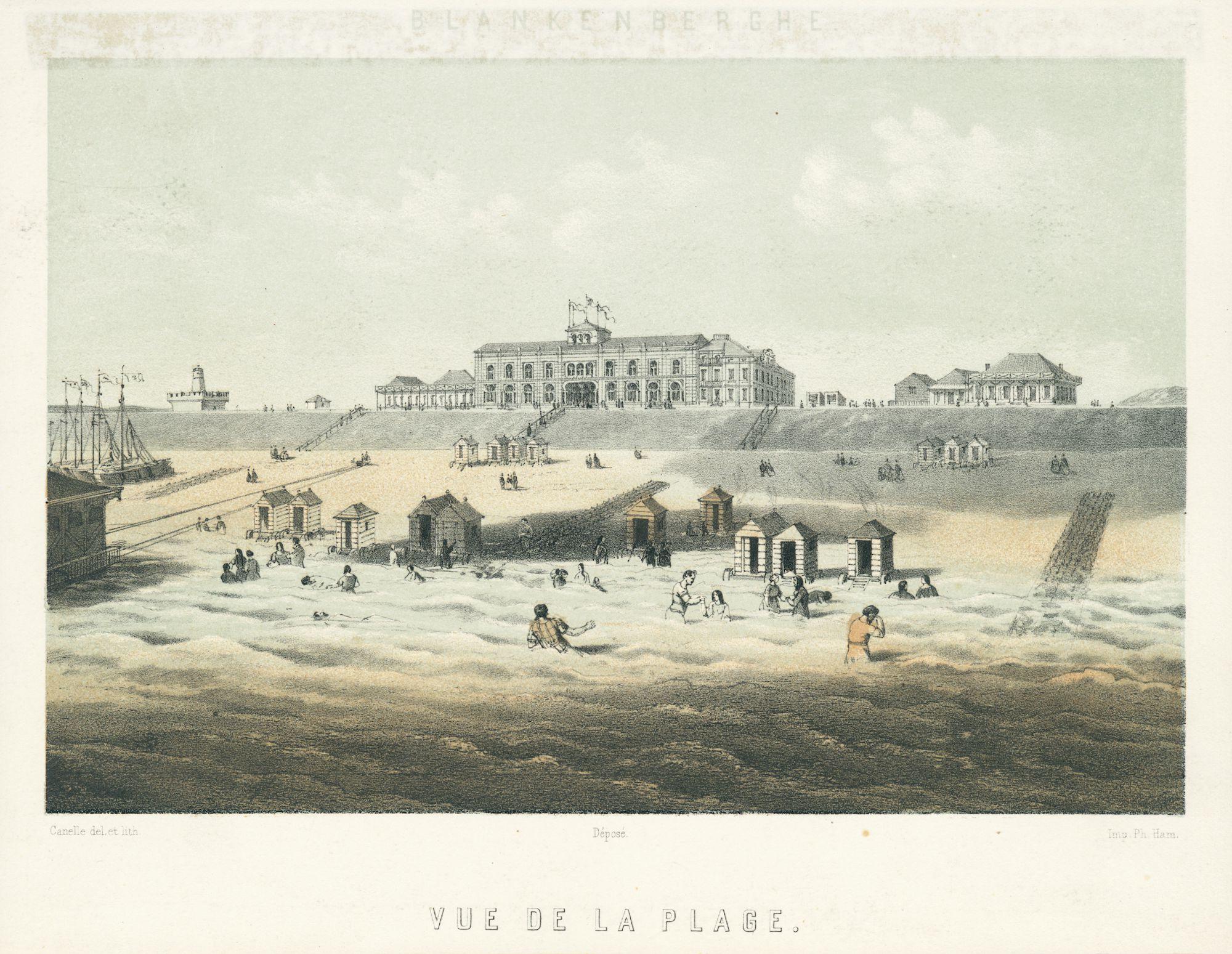 Westflandrica - Blankenberge, de kust