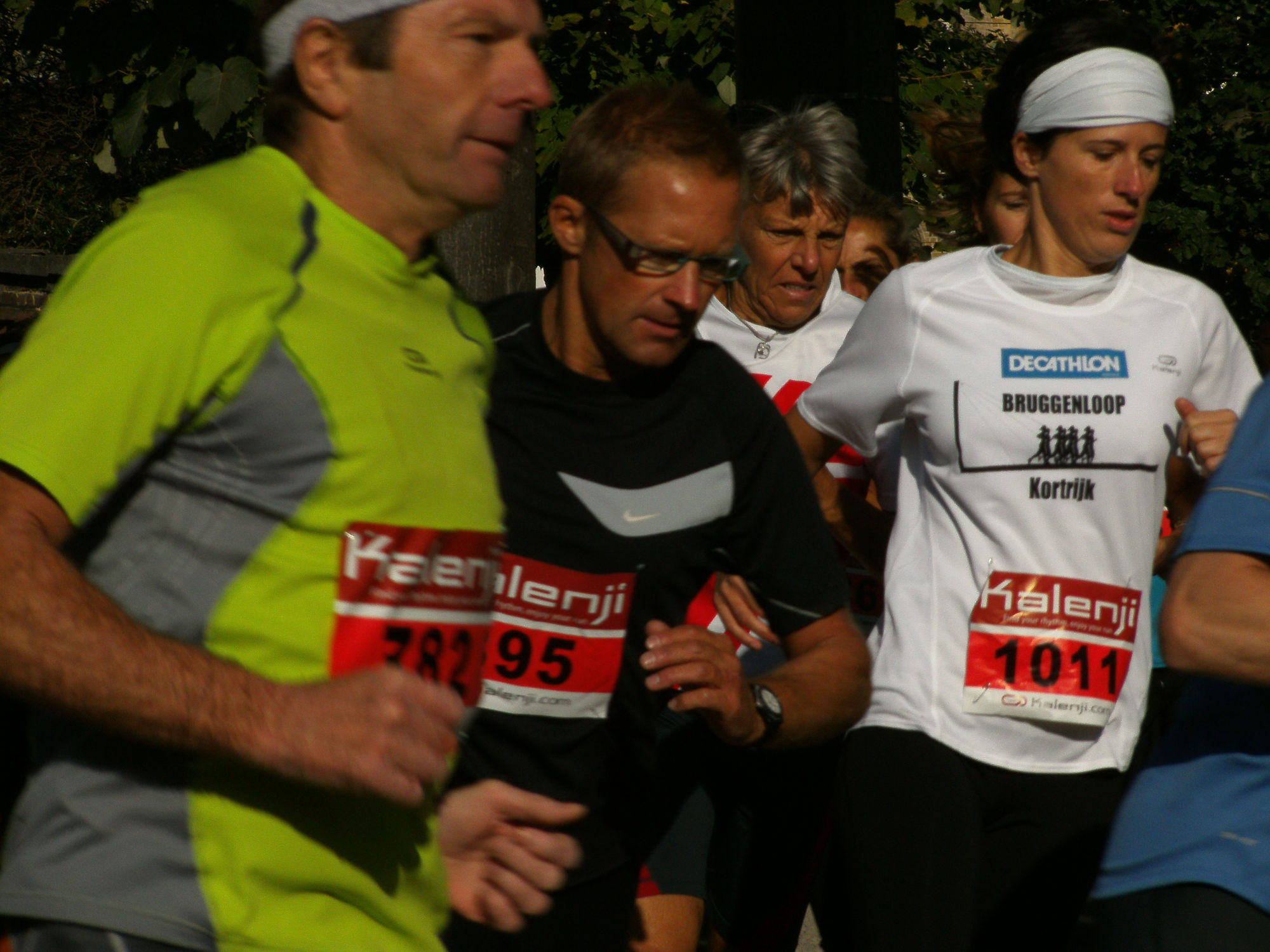 Bruggenloop 2012