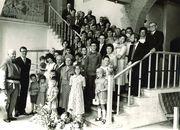 Gouden bruiloft Christiaens-D'hooge
