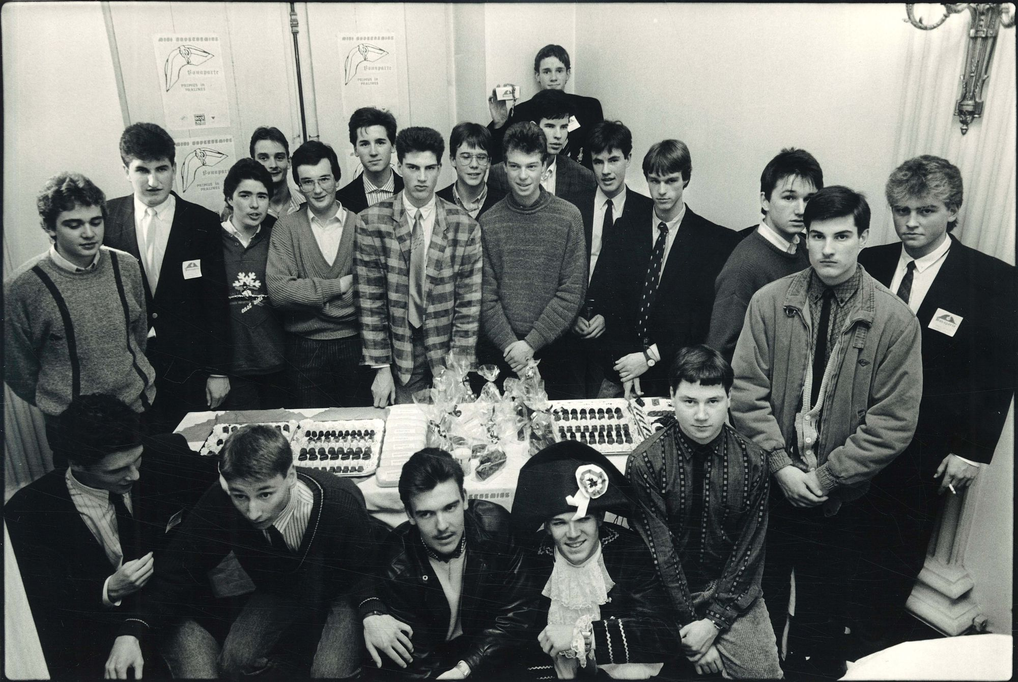 Mini-Onderneming BONAPARTE 1986