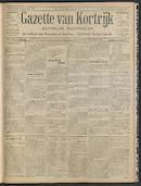 Gazette Van Kortrijk 1908-09-10 p1