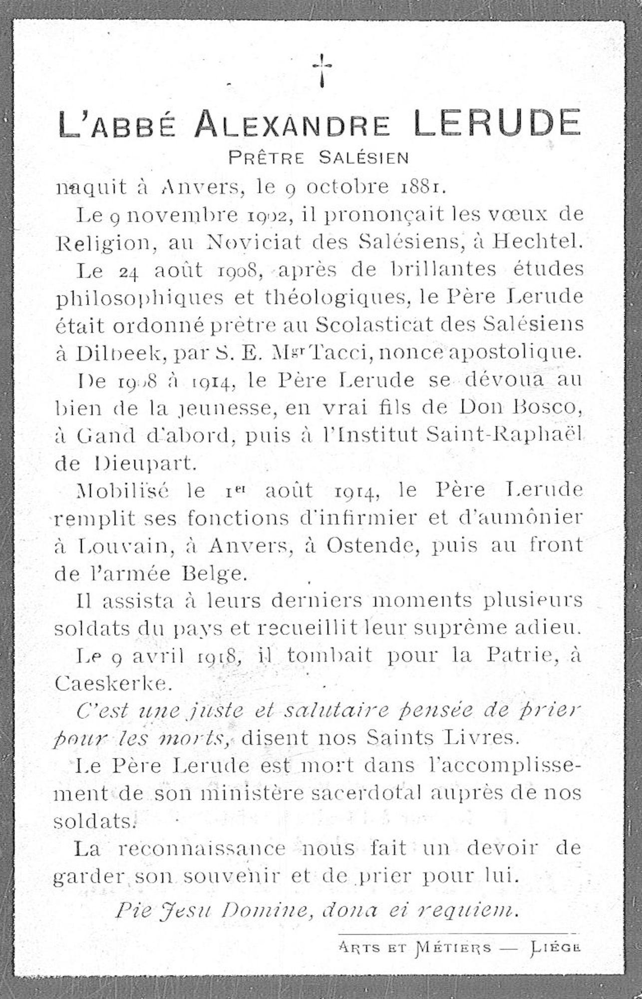 Lerude Alexandre