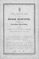 Marie Dewitte