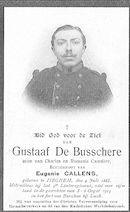 Gustaaf De Busschere