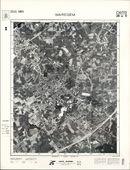 Luchtfoto Waregem 1971