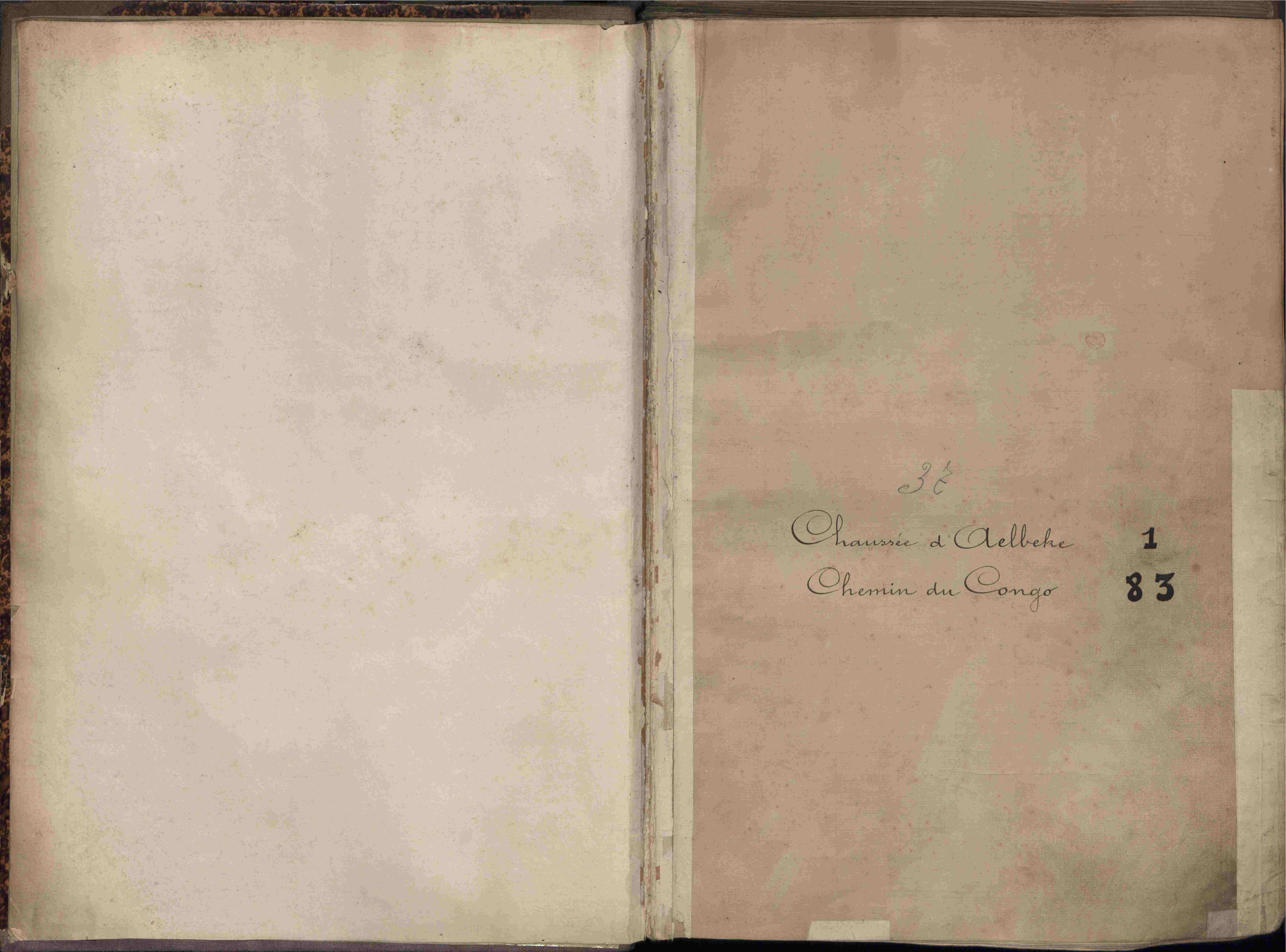 Bevolkingsregister Kortrijk 1890 boek 37
