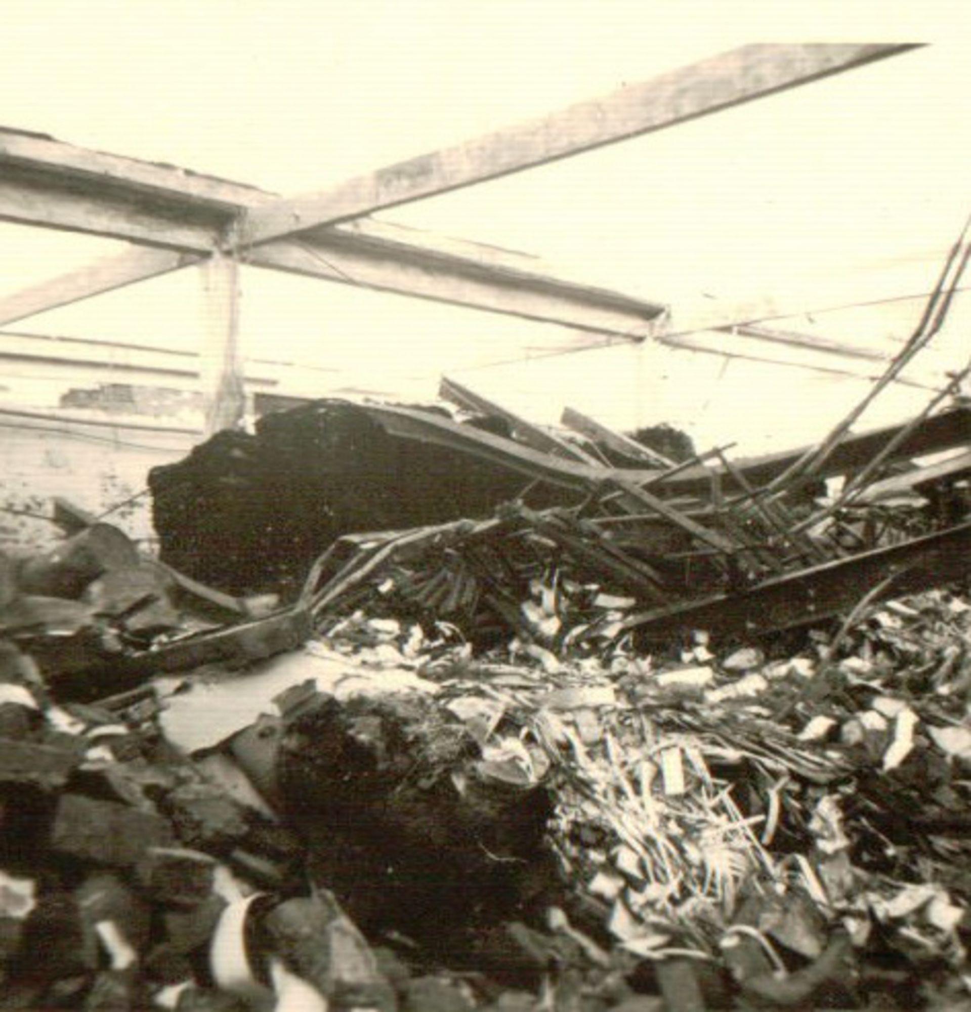 Groeninghe Ververij 1944