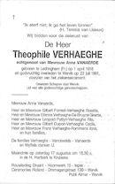 Theophile Verhaeghe