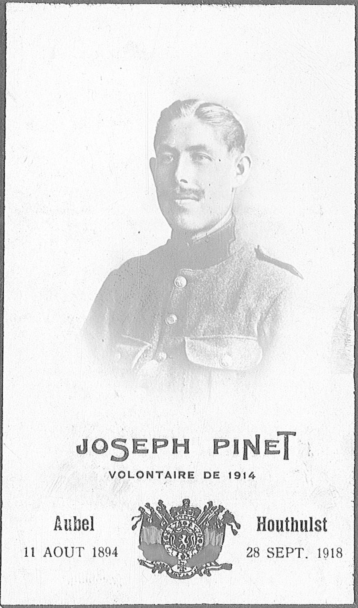 Pinet Joseph