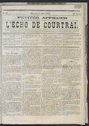 L'echo De Courtrai 1873-06-01