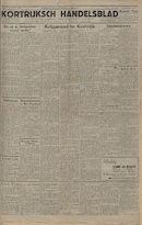 Kortrijksch Handelsblad 27 october 1945 Nr85 p1