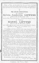 Sylvia-Ludovica en Karel Lippens