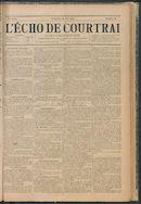 L'echo De Courtrai 1894-06-24