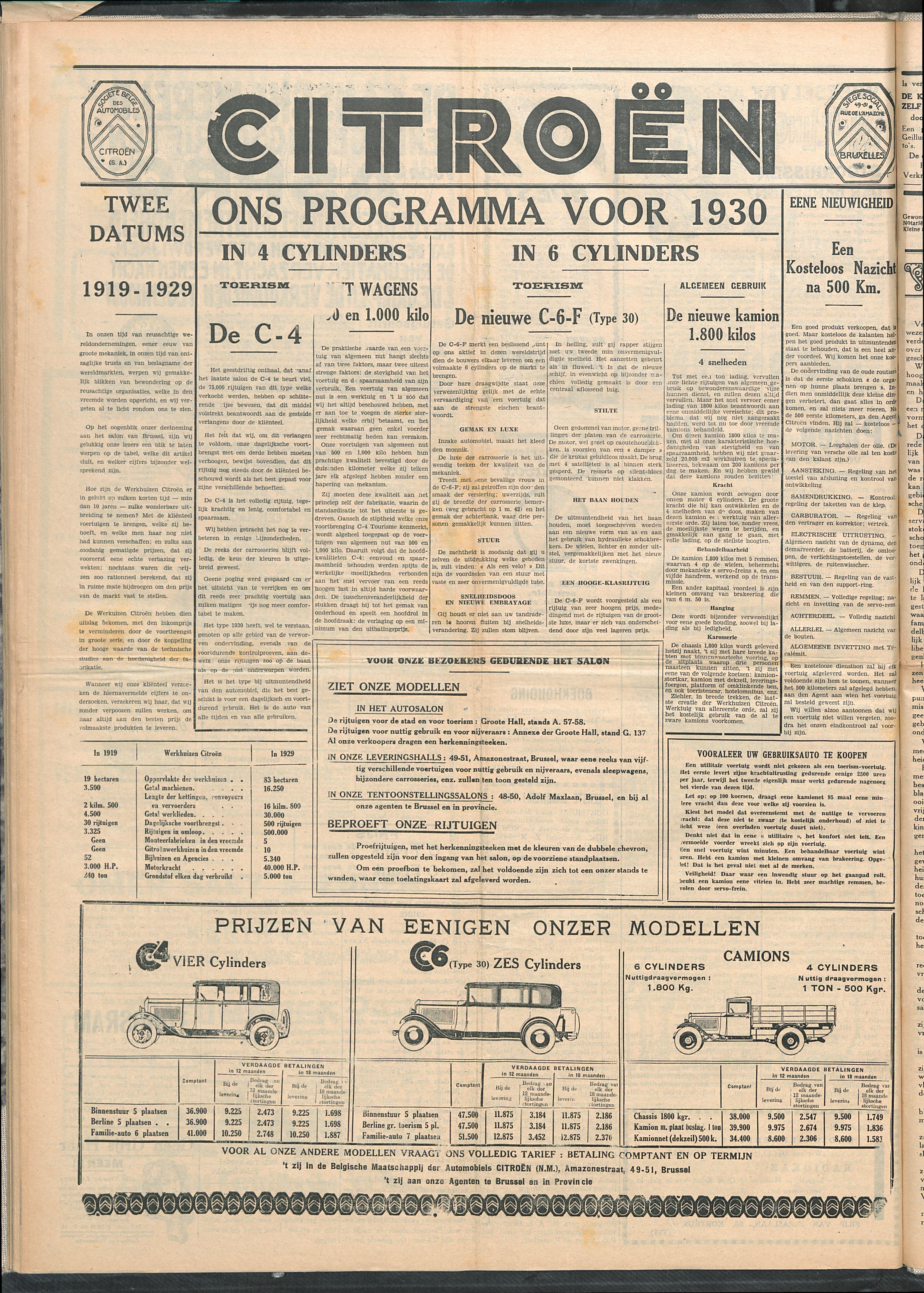Het Kortrijksche Volk 1929-12-15 p6