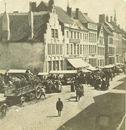 Marktdag in de Rijselsestraat