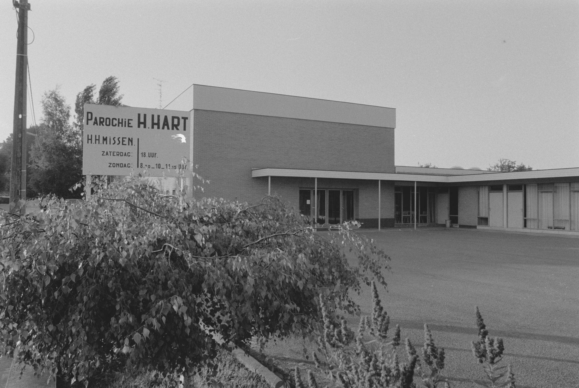 Stadsbeelden: Heilig-Hartcentrum