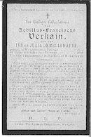 Achilles-Franciscus Verkain