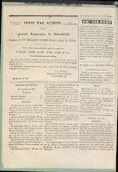 Petites Affiches De Courtrai 1835-08-23 p2