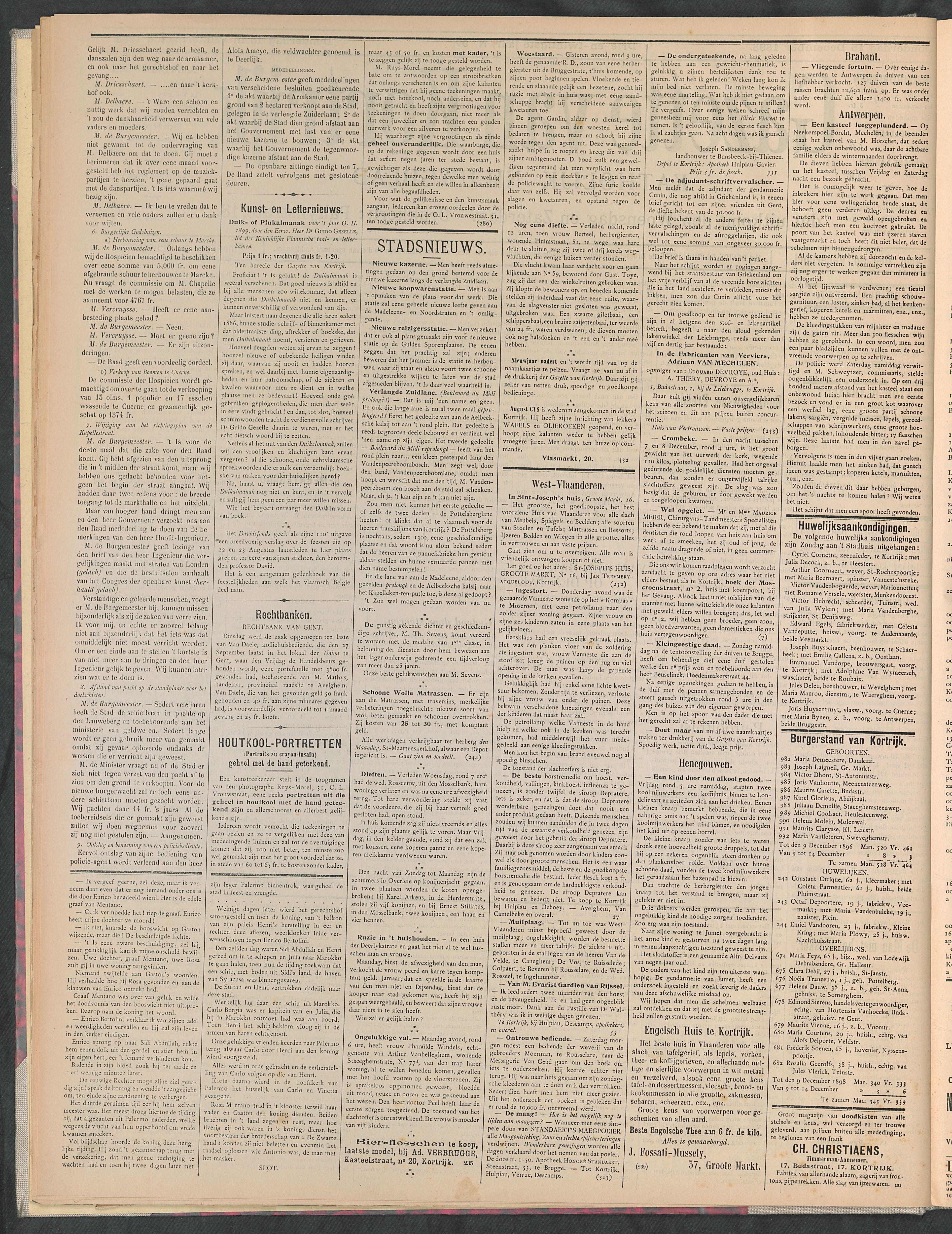 Gazette Van Kortrijk 1898-12-15 p2