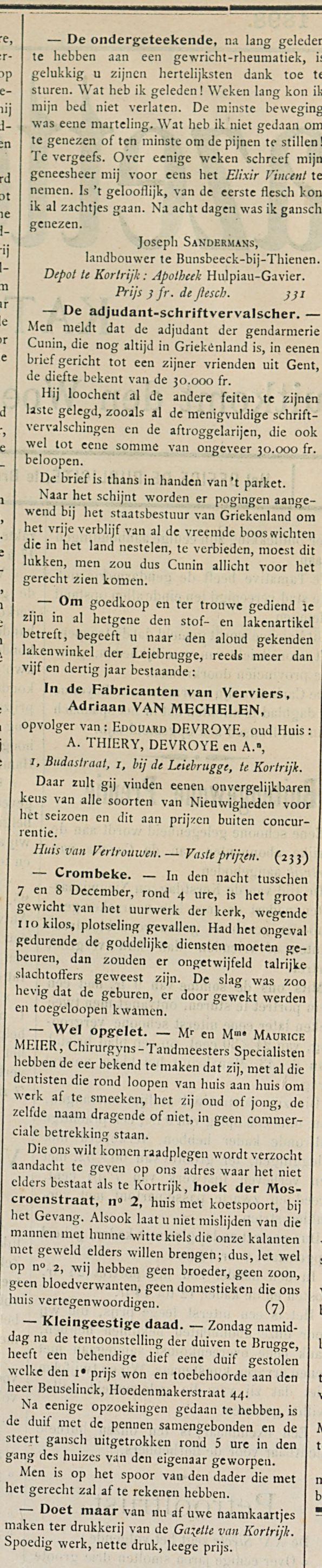 West Vlaanderen-1