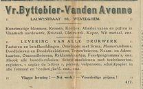 Vr Byttebier Vanden Avenne