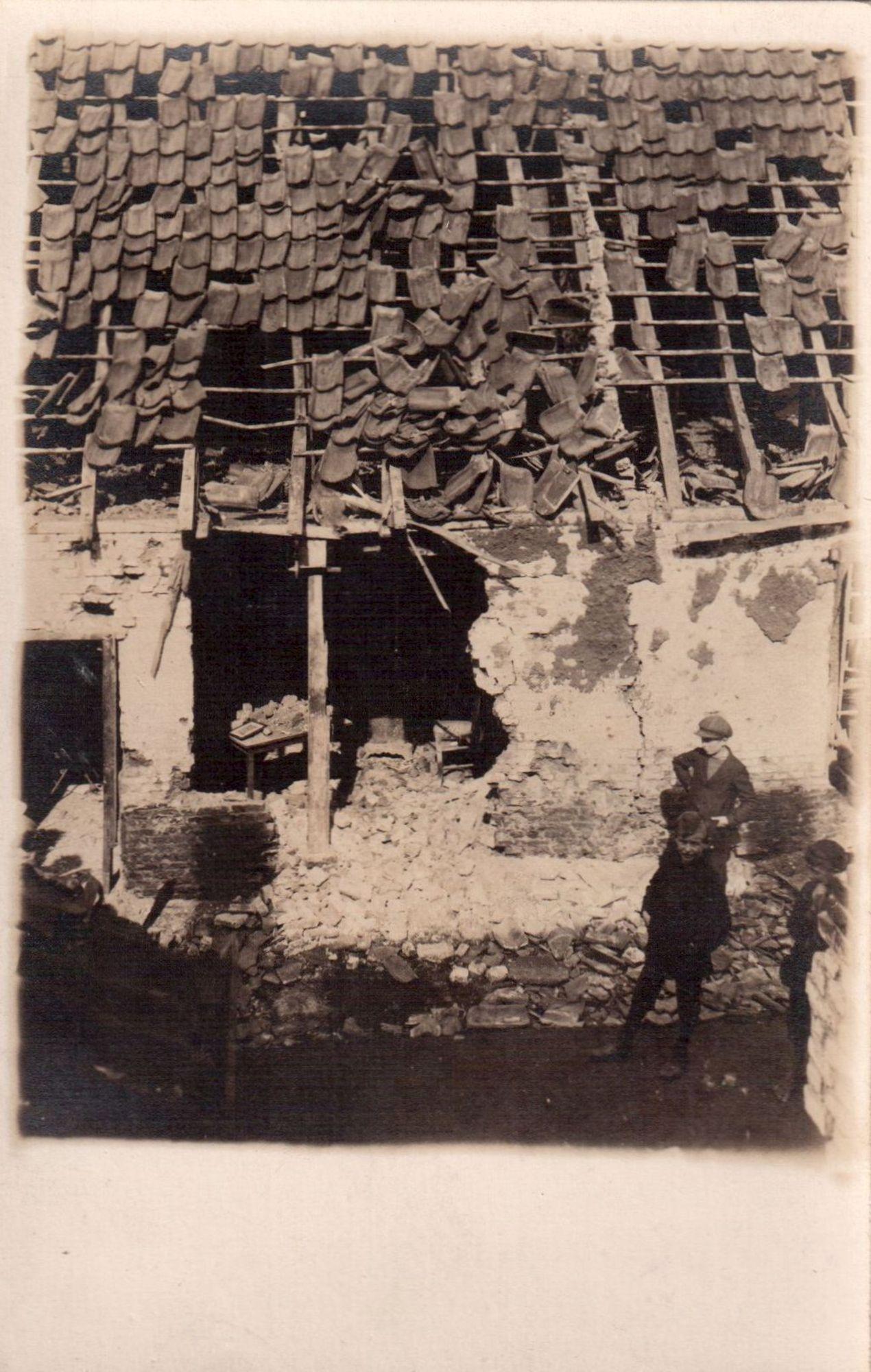 Barbes Reke in 1917