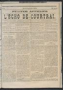 L'echo De Courtrai 1873-09-04 p1