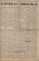 Kortrijksch Handelsblad 13 oktober 1944 Nr5 p1