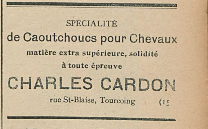 CHARLES CARDON