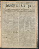 Gazette Van Kortrijk 1910-03-24 p1