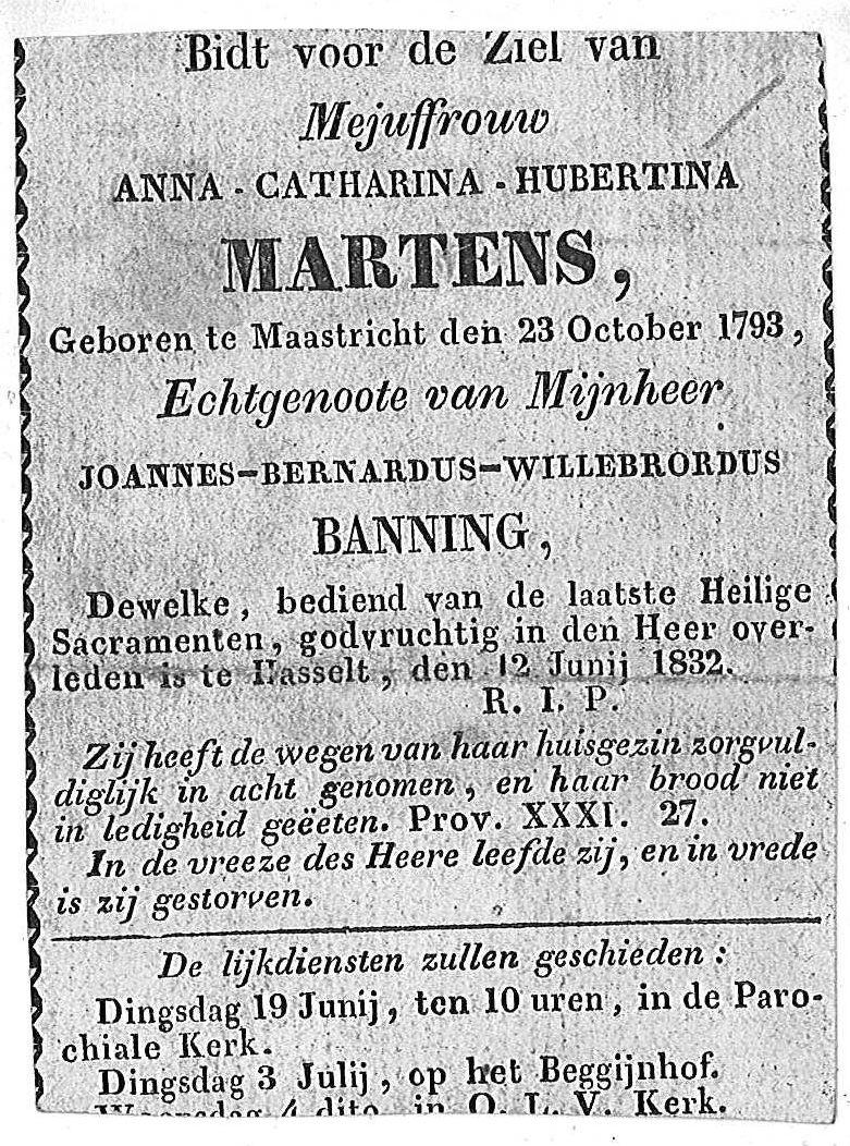 Anna-Catharina-Hubertina Martens