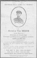 Maurice Van Herck
