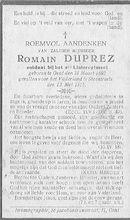 Duprez Romain