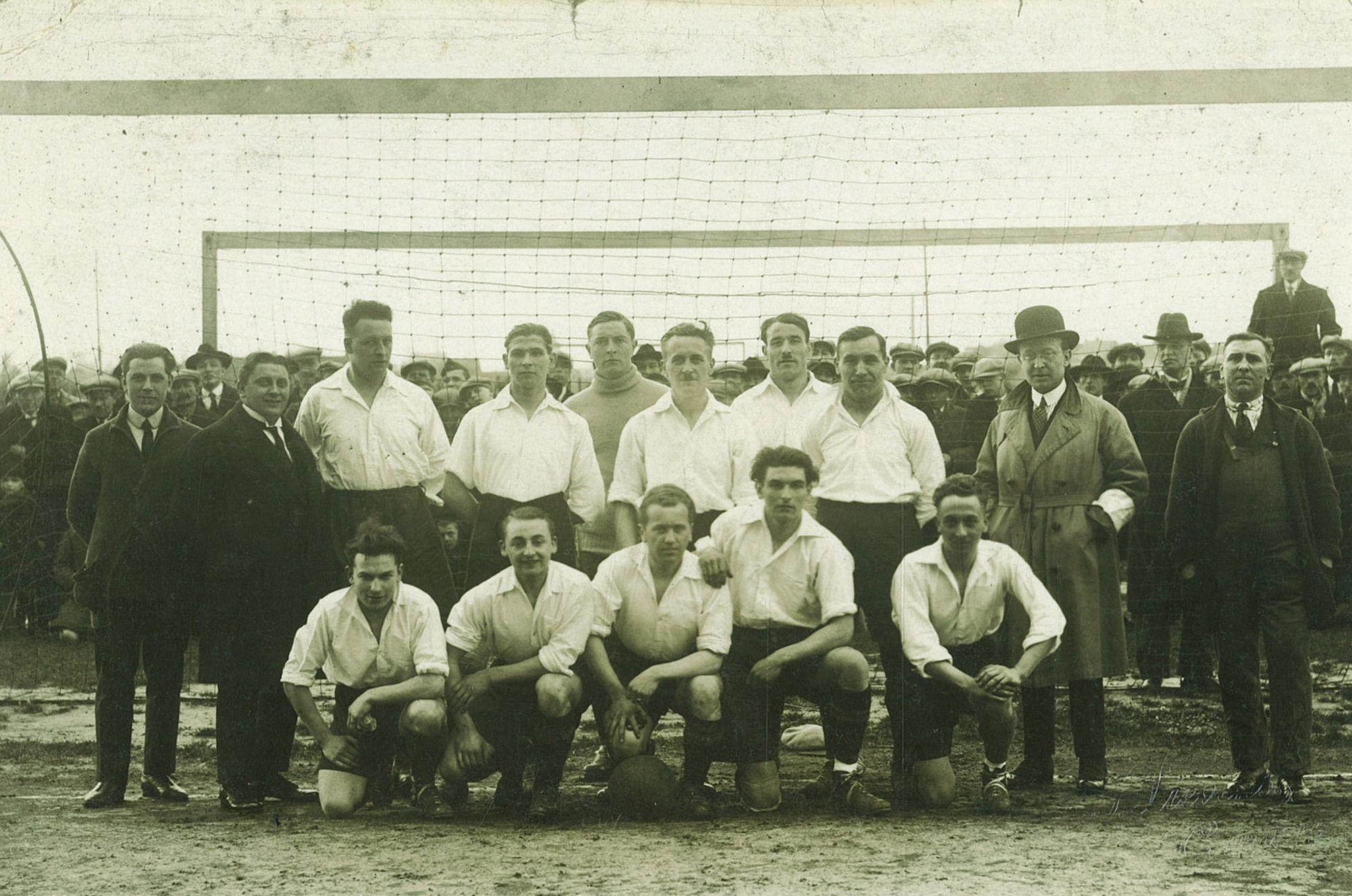 Voetbalploeg Kortrijk-Sport