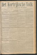 Het Kortrijksche Volk 1910-06-12