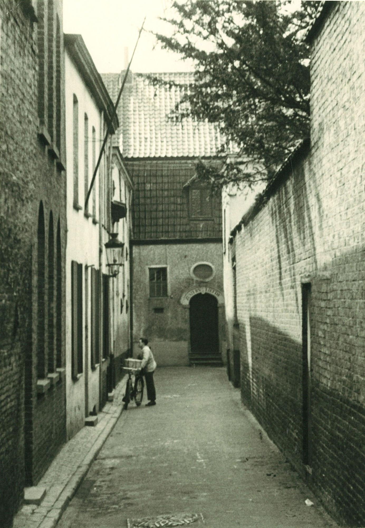 Bersacque's poortje