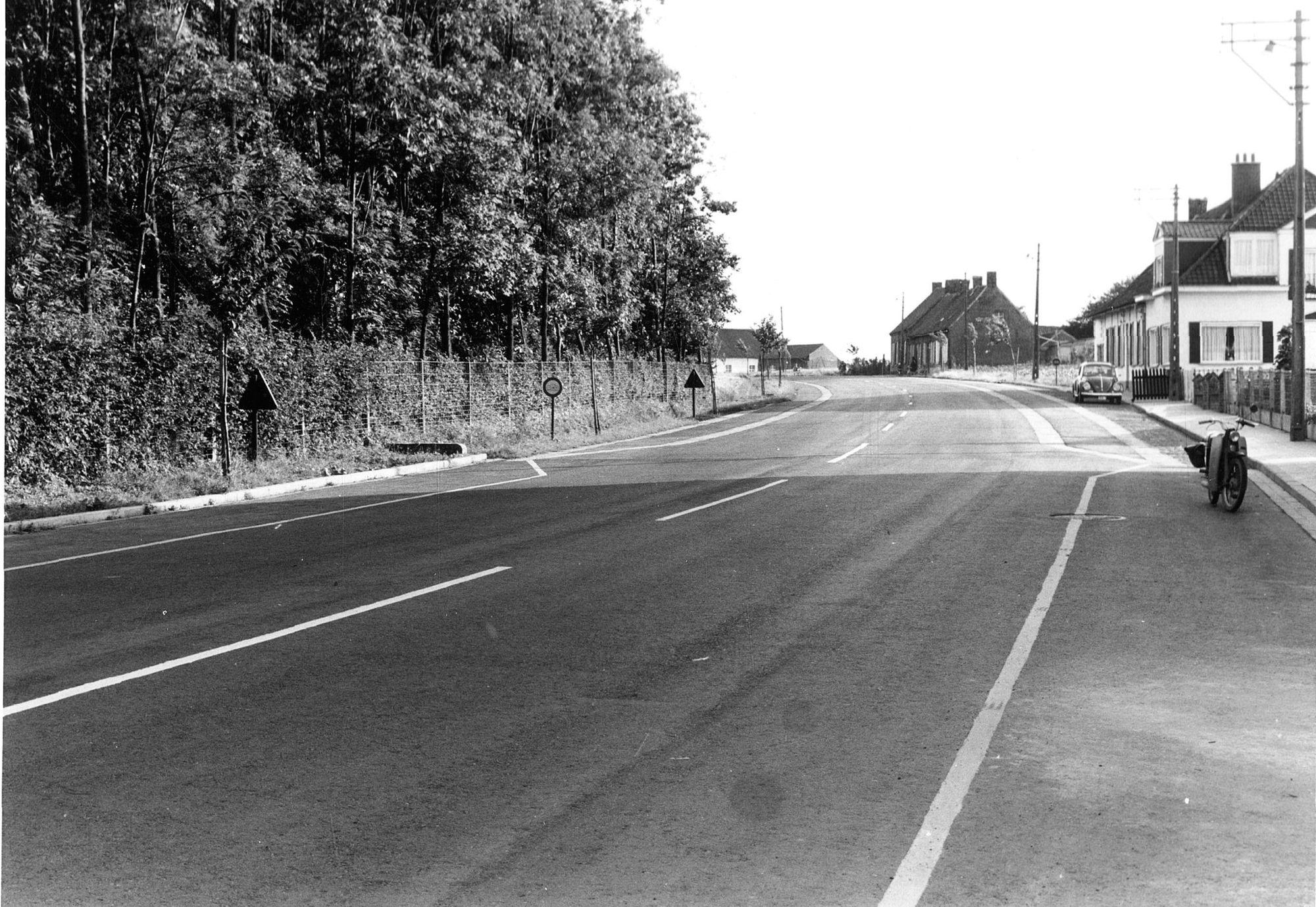 Rollegemsestraat 1962