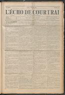 L'echo De Courtrai 1914-02-19