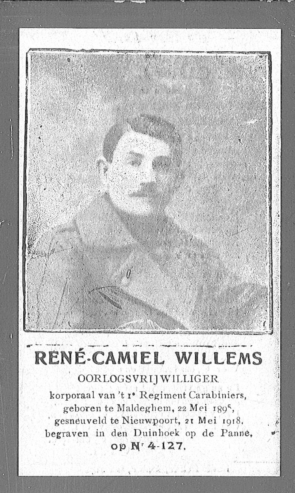 Willems René-Camiel