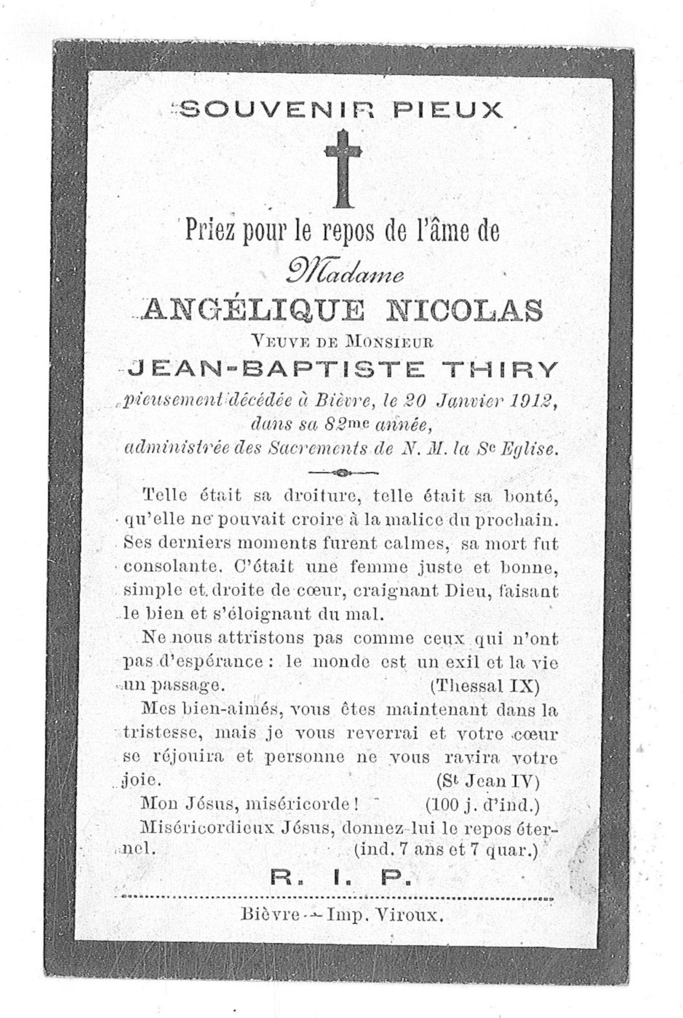 Angélique Nicolas