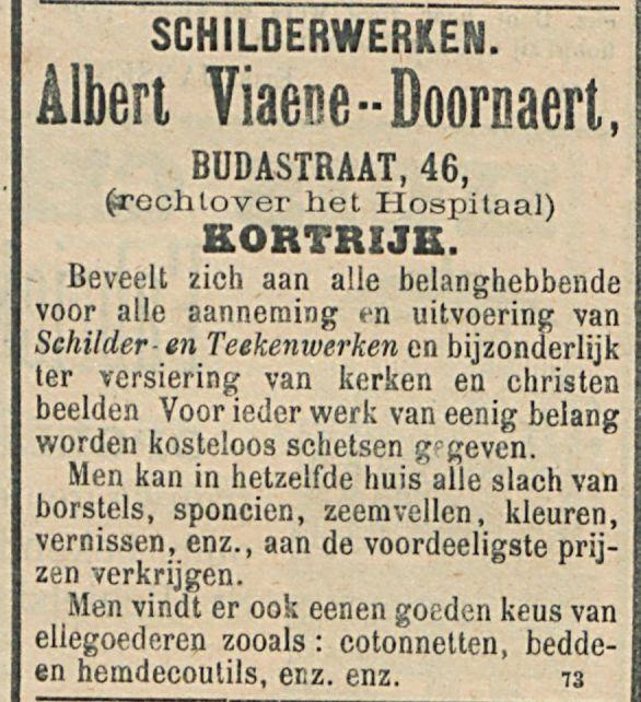 Albert Viaene Doornaert