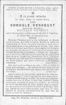 Cordule Verheust