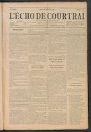 L'echo De Courtrai 1911-12-28
