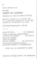 André De Jaegere