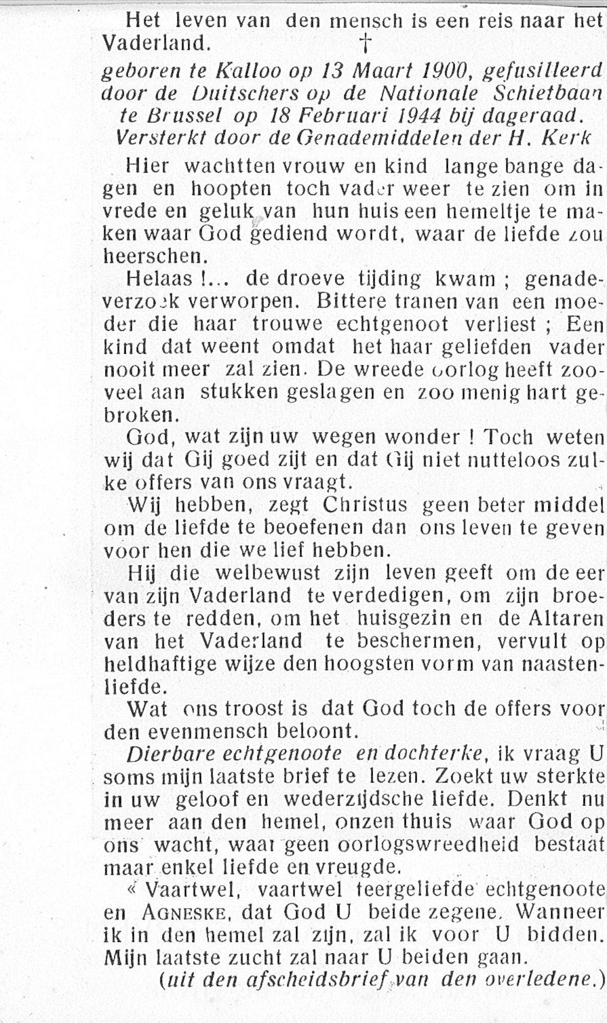 Gerard Van Gerven