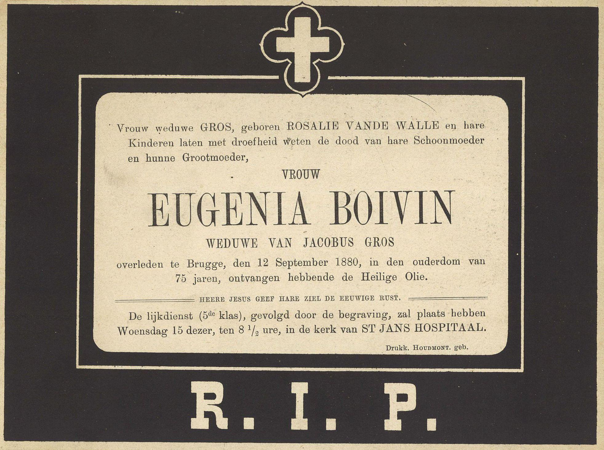 Eugenia Boivin
