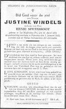 Justine Windels