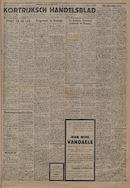 Kortrijksch Handelsblad 18 augustus 1945 Nr66 p1