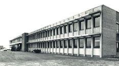 NV Bekaert Technologiecentrum (BTC) Deerlijk 1972