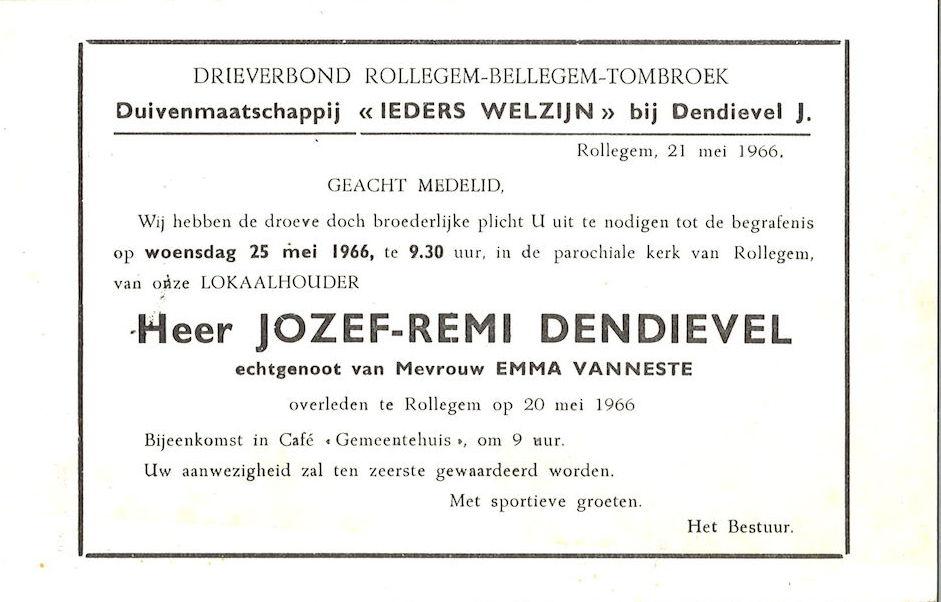 Jozef-Remi Dendievel